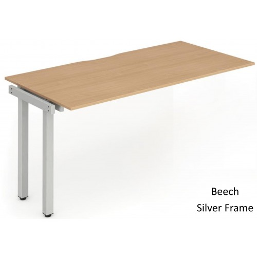 Evolve Single Extension Desk
