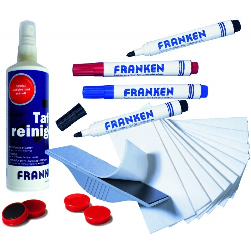 Franken JuniorLine Whiteboard Starter Kit