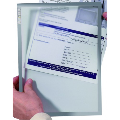 Franken Magnetic Document Holder