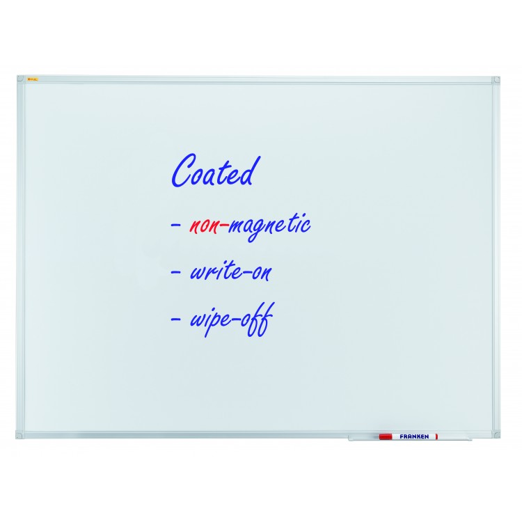 Non-Magnetic Whiteboards