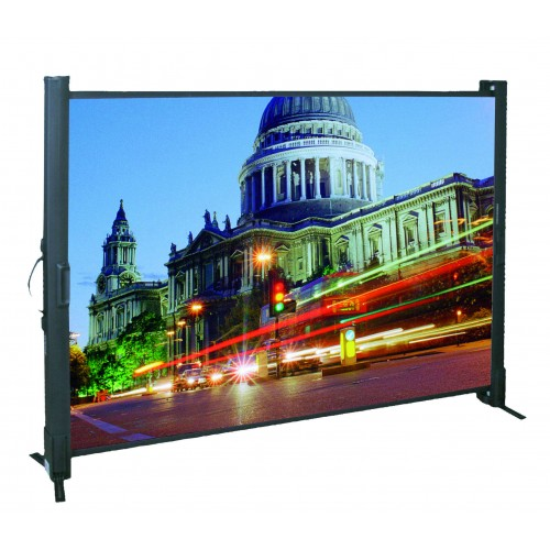 Franken Projector Table Screen