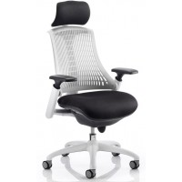 Flint Heavy Duty Office Chair - Choice of Colours