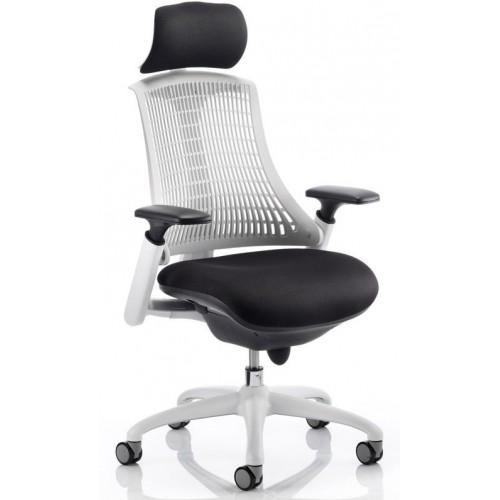 Flint Heavy Duty Office Chair - Choice of Colours