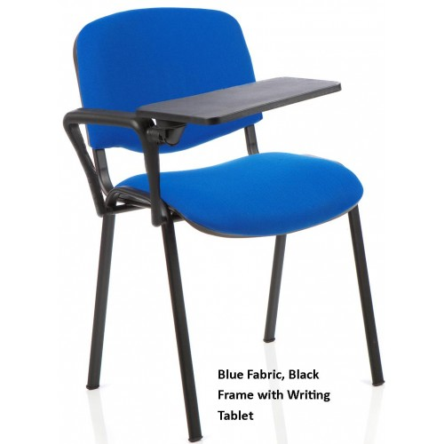 Ice Stacking Chairs with Writing Tablet