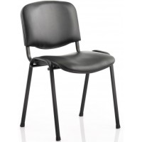 Ice Vinyl Wipe Clean Stacking Chairs