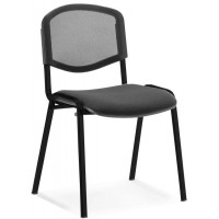 Ice Mesh Back Stacking Chairs