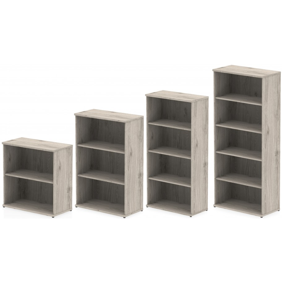 Rayleigh Wooden Storage Bookcase