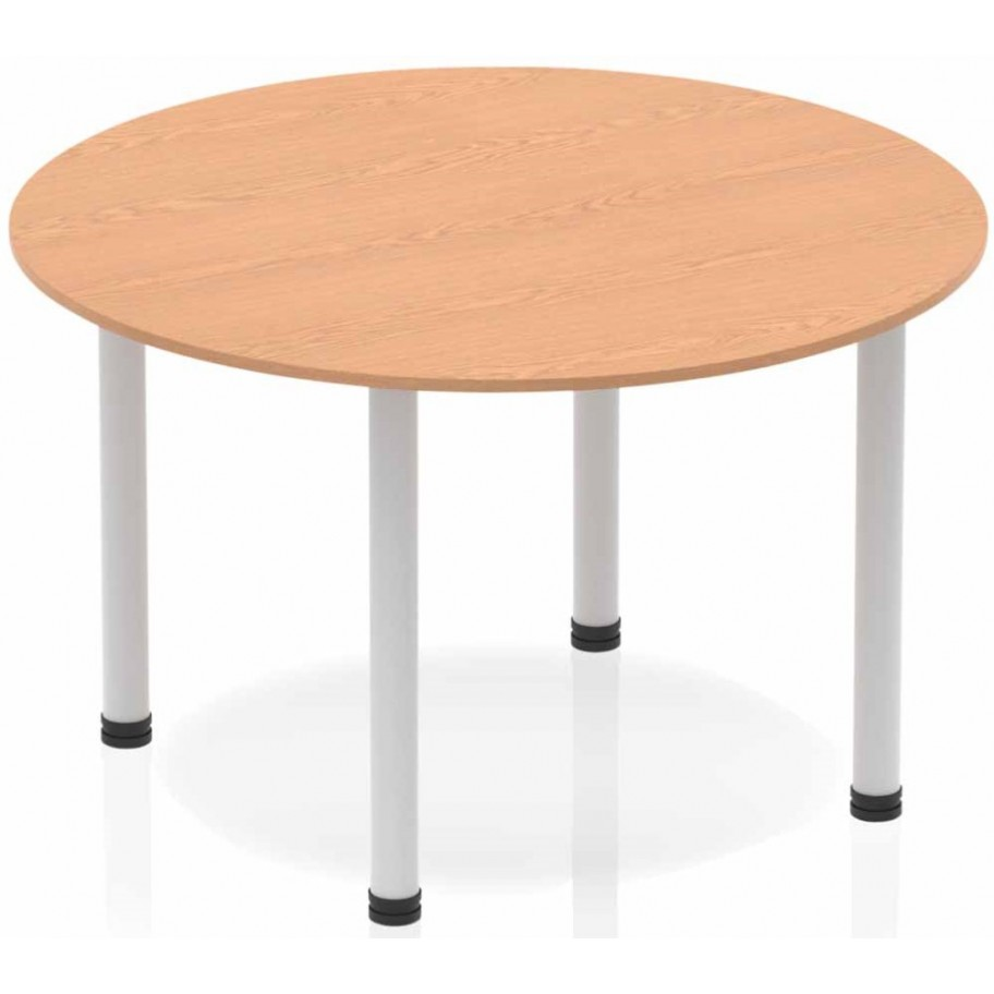 Rayleigh Post Leg Round Table