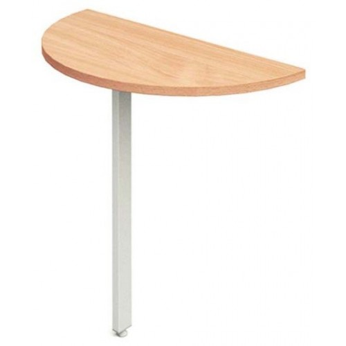 Rayleigh Conference 800mm D End Table