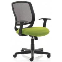 Mave Bespoke Mesh Back Operator Office Chair