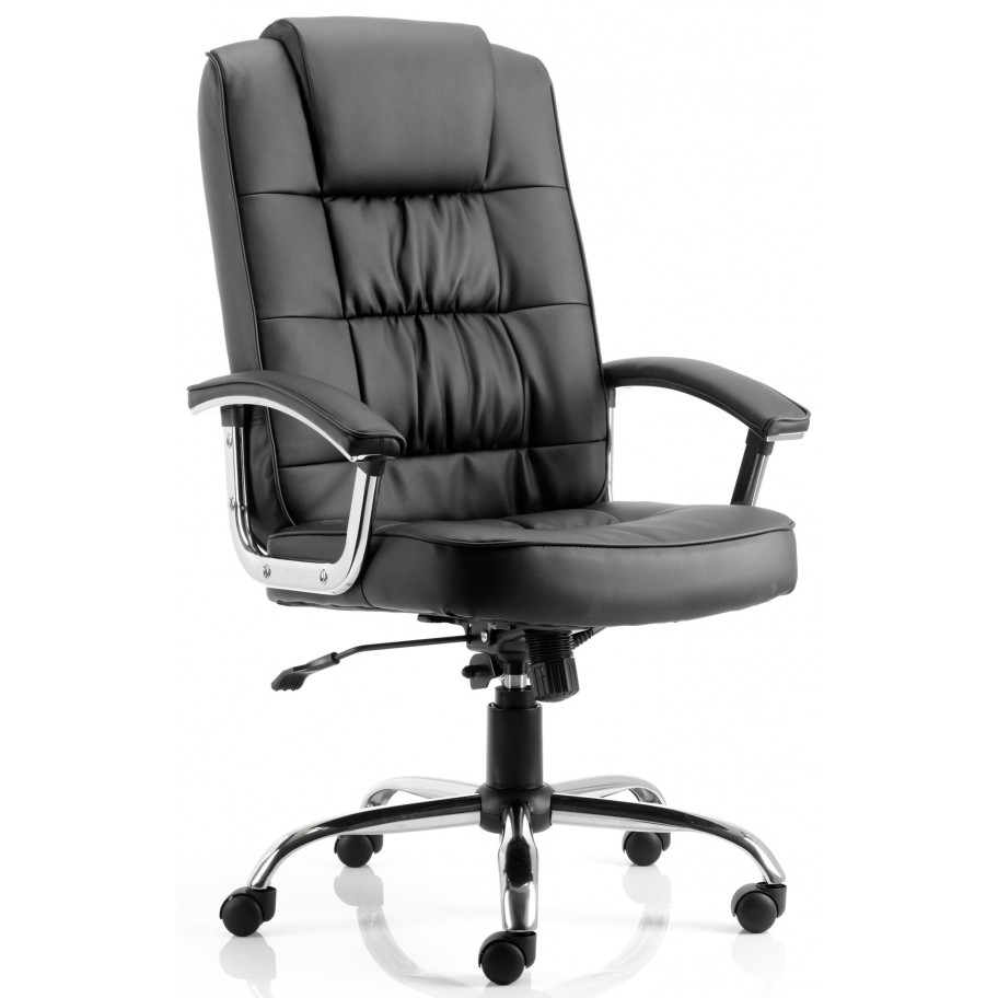 Moore Deluxe Leather Office Chair