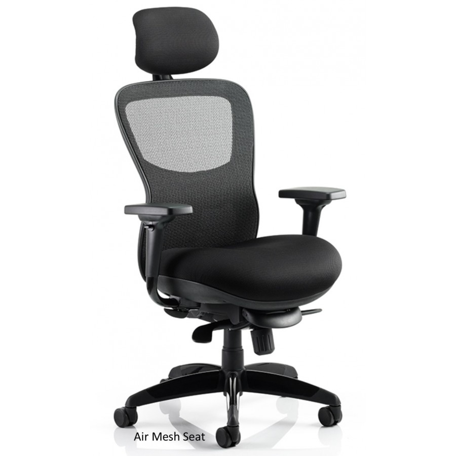 Strood 24 Hour Air Mesh Executive Posture Chair