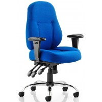 Storm Fabric Heavy Duty Task Chair