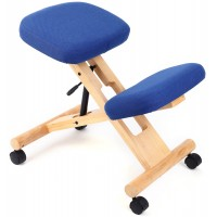 Ely Heavy Duty Wooden Kneeling Stool