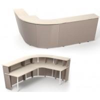 Tera Reception Desk - Unlimited Combinations