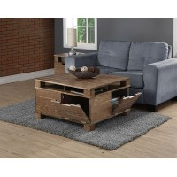 Selsey Natural Oak Coffee Table
