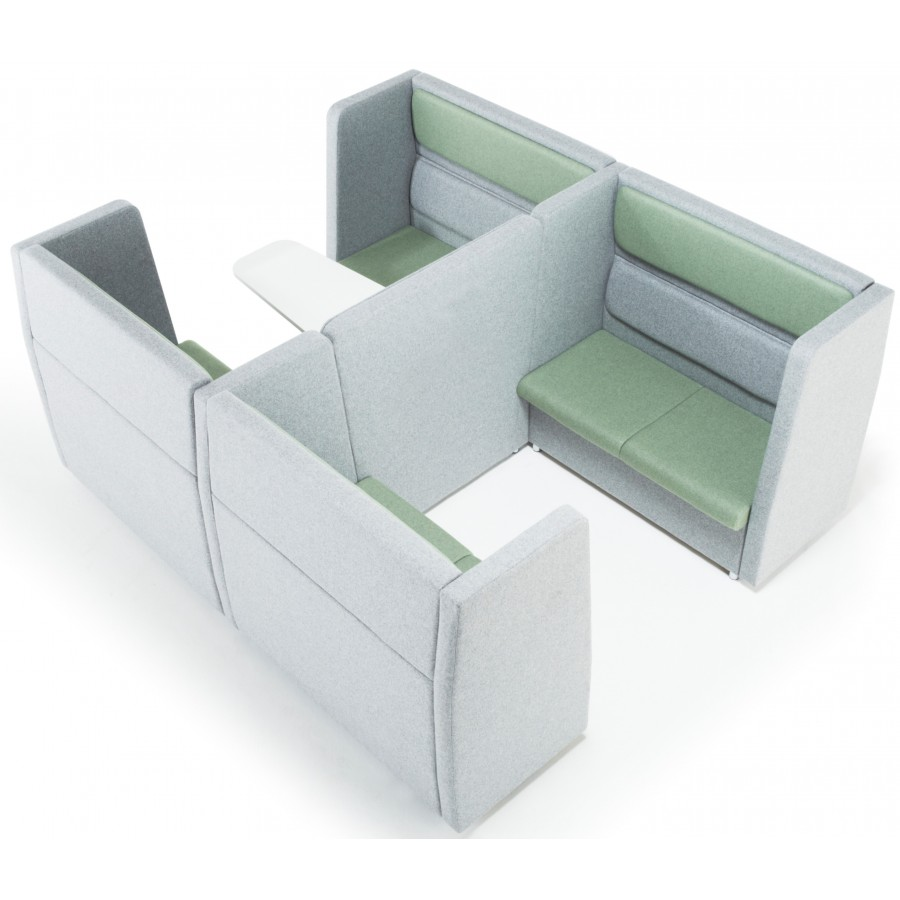 Bond 8 Seater Meeting Pod