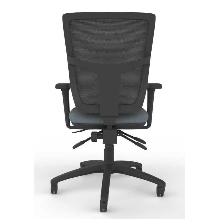 Contract Mesh Back Handwheel Light Duty Chair CT300
