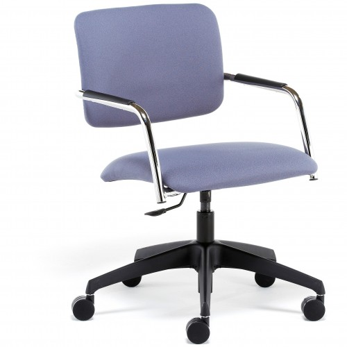 Malta Medium Back Bespoke Swivel Chair