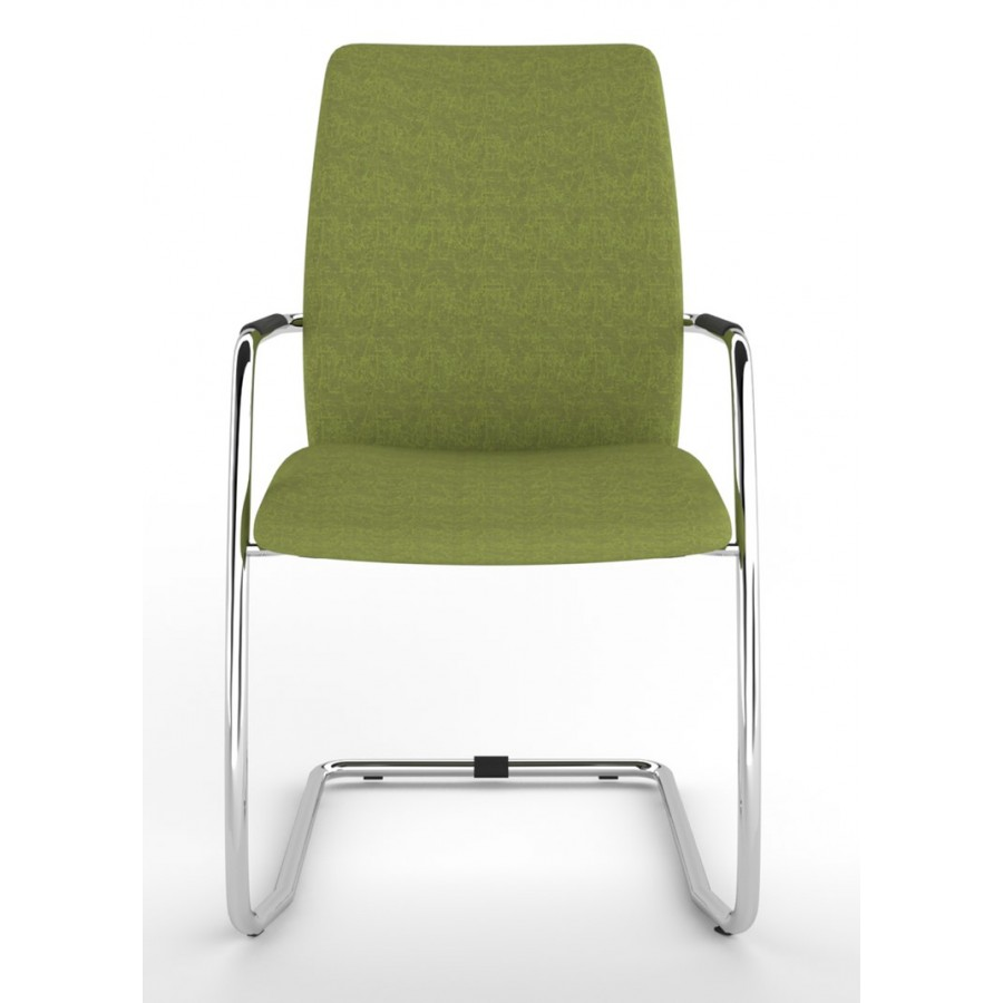 Mango High Back Bespoke Cantilever Visitor Chair