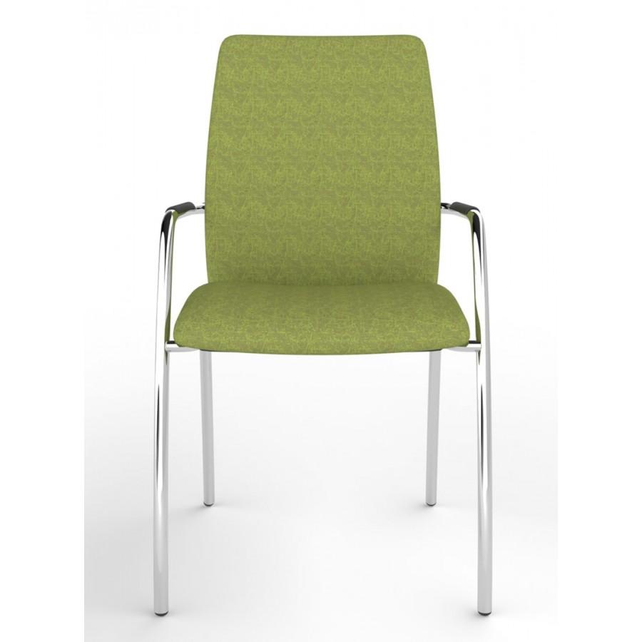 Mango High Back Bespoke 4 Legged Chair
