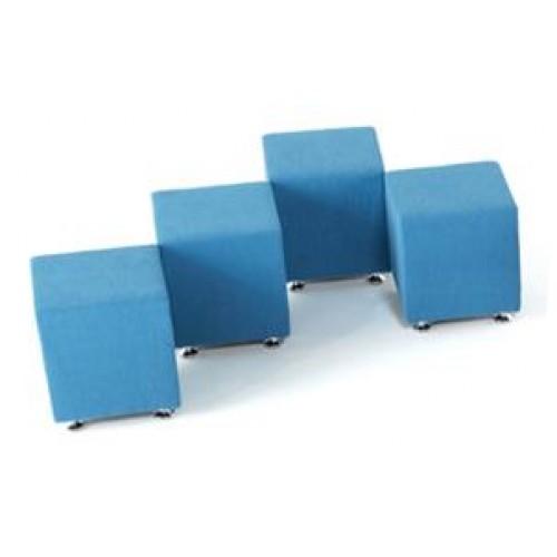 Sun Upholstered Cube