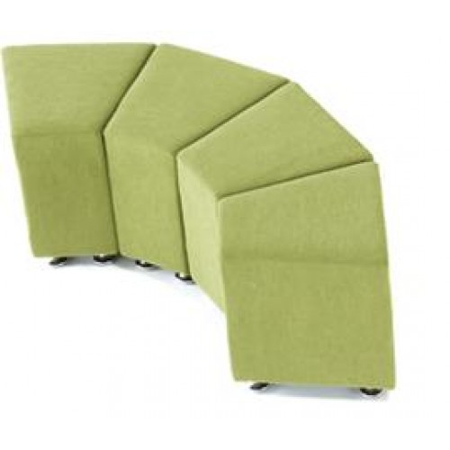 Sun Upholstered Corner Wedge