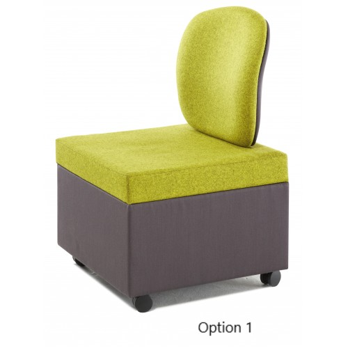 Work-It Chair Unit with Storage