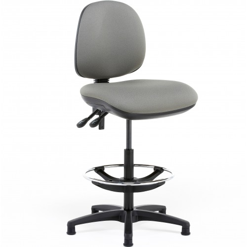 Upholstered Active Draughtsman Chair