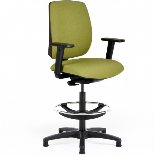 Active Medium Back Draughtsman Chair