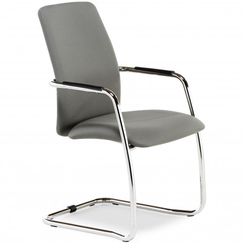 Malta High Back Bespoke Cantilever Visitor Chair