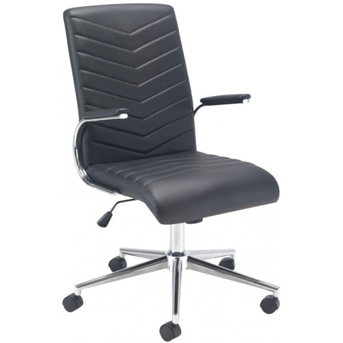 Baresi Executive Leather Office Chair