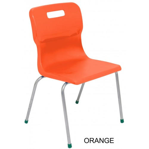 Titan AGES 13+ Four Leg Classroom Chair
