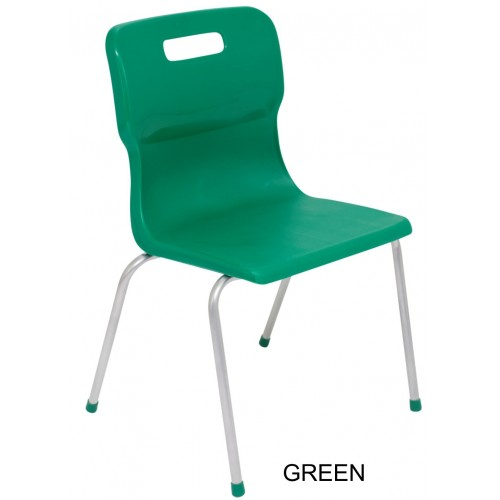 Titan AGES 9-13 Four Leg Classroom Chair
