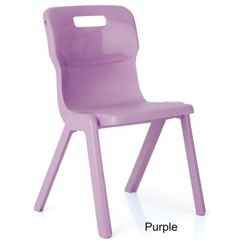 Titan AGES 3-4 One Piece Classroom Chair