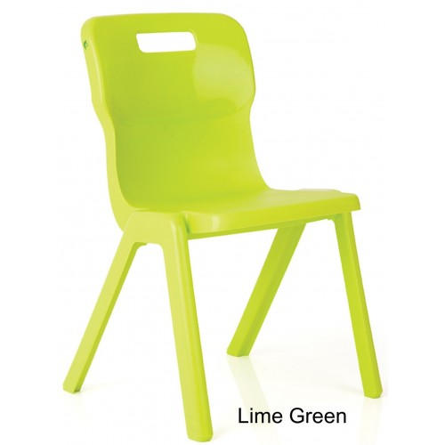 Titan AGES 5-7 One Piece Classroom Chair