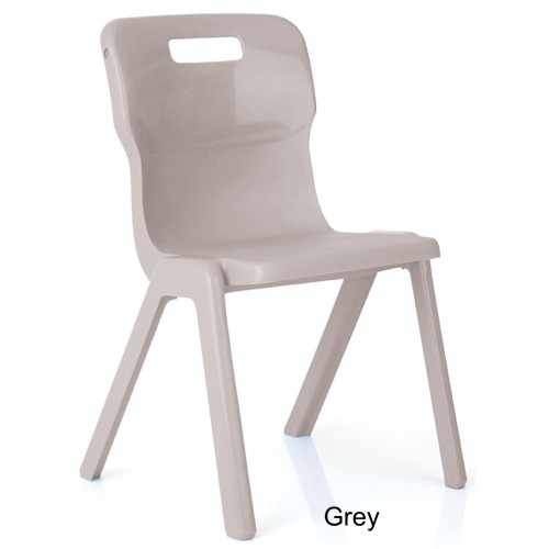 Titan AGES 9 - 13 One Piece Classroom Chair