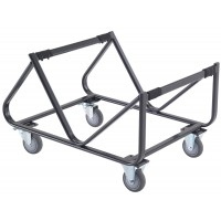 Twilight Stackable Chair Trolley