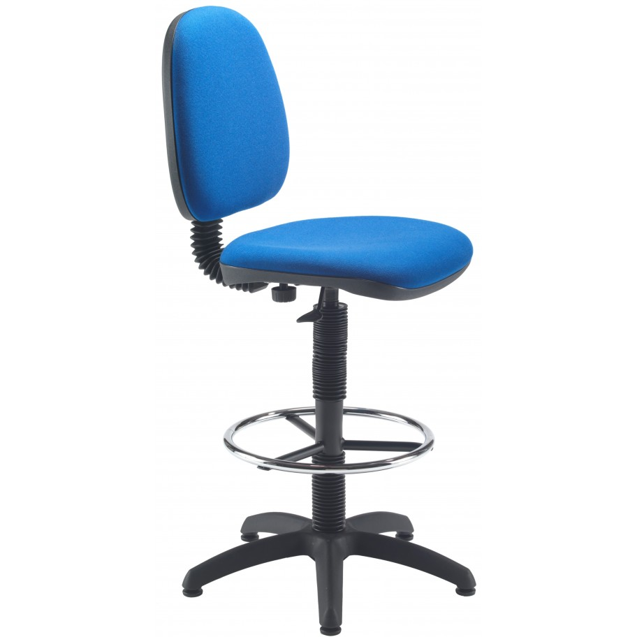 Zoom Fixed Draughtsman Chair