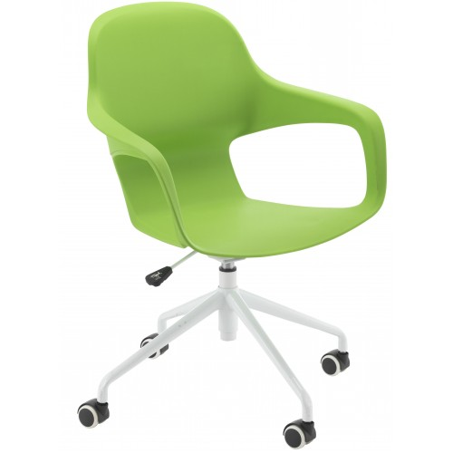 Ariel Wipe Clean Swivel Chair