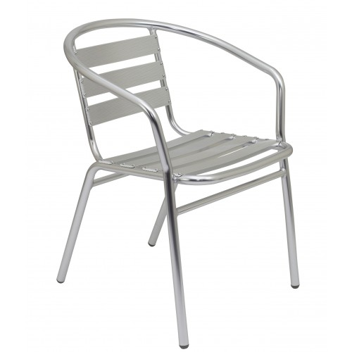 Plaza Aluminium Bistro Chair