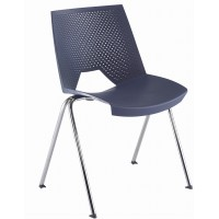 Tornado Wipe Clean Stacking Chair