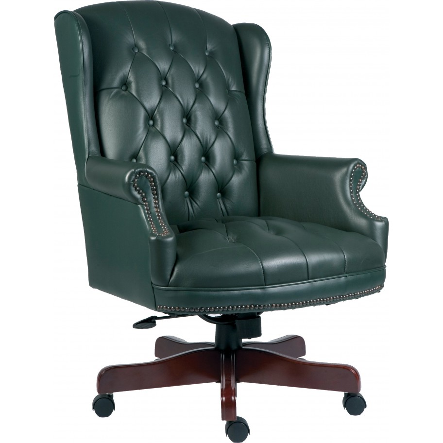 Commodore Traditional Office Chair