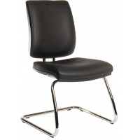 Ergo Deluxe Leather Visitor Chair