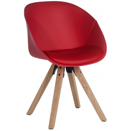 Pyramid Padded Breakout Tub Chair - PRICE FOR 2 CHAIRS
