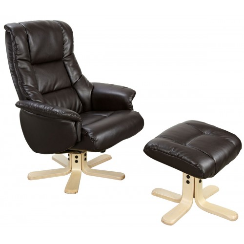 Chicago Luxury Reclining Arm Chair