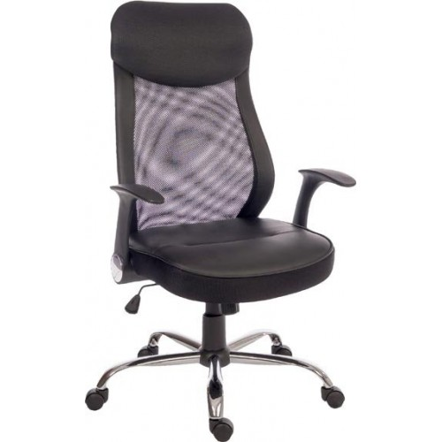 Curve Mesh Executive Chair