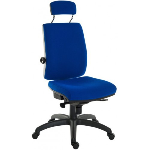 Ergo Plus Fabric Posture Office Chair