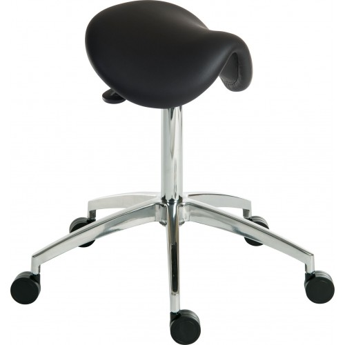 Perch Sit and Stand Height Adjustable Stool
