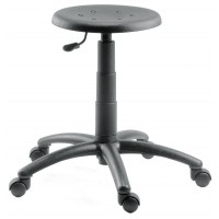 Polly Height Adjustable Stool